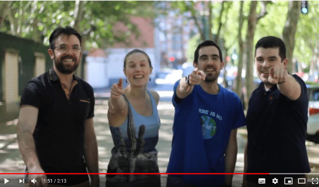 """Te contamos en video nuestro proyecto al concurso """"Germinador Social"""""""