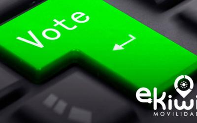 Sistema de votaciones online