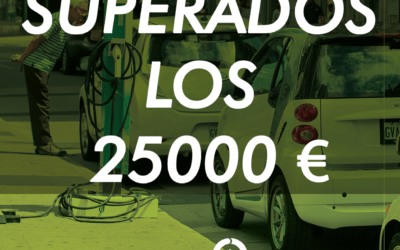 EKIWI INSTALARÁ EL PRIMER SISTEMA DE CARSHARING EN VALLADOLID TRAS SUPERAR LOS 25.000 € EN EL CROWDFUNDING