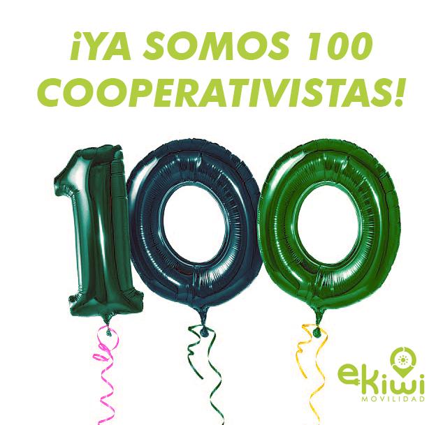¡Ya somos 100 cooperativistas! – Repasando nuestra historia