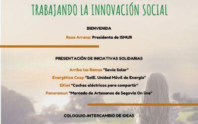 Laboratorio de iniciativas solidarias – Jueves 3 Dic – 18h