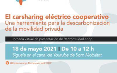 Presentación Redmovilidad.coop – martes 18 mayo – 10h
