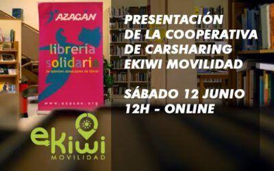 Presentación de eKiwi por Azacan