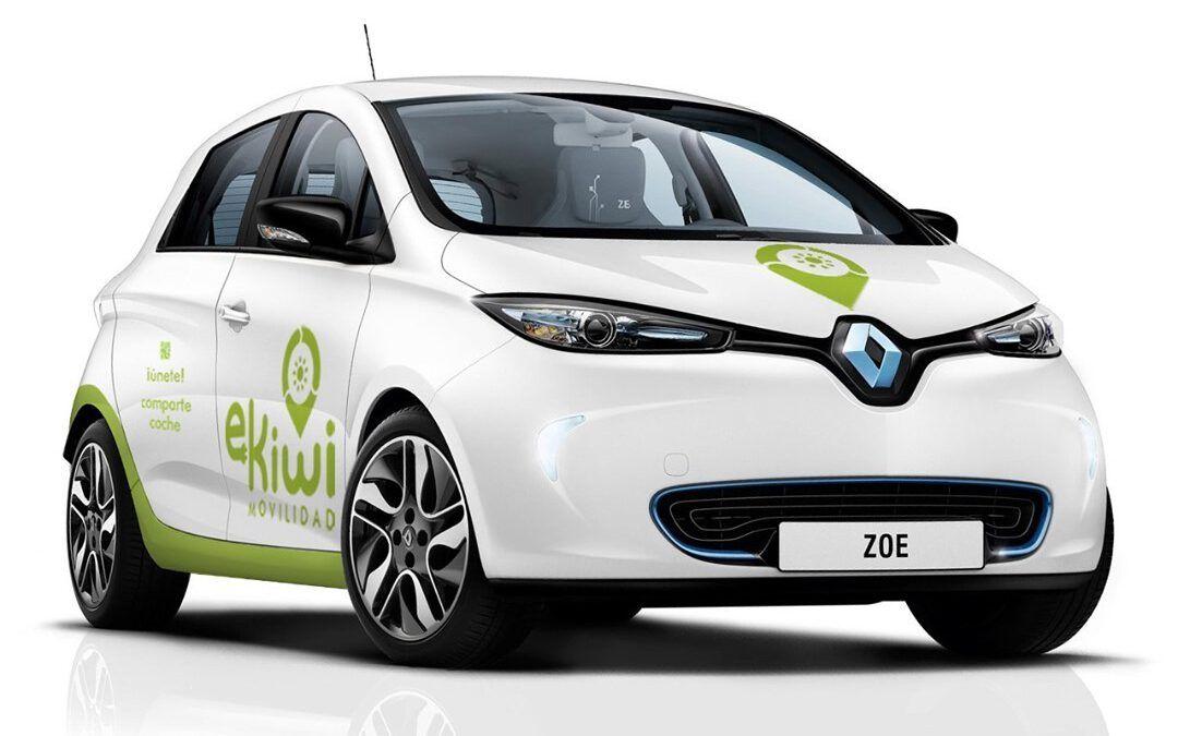 Nota de prensa – eKiwi pondrá en marcha el primer sistema de carsharing de Castilla y León.