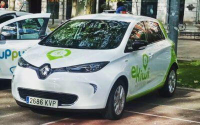 Semana europea de la movilidad – Caravana de vehículos eléctricos
