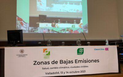 Participamos en Clean Cities para debatir sobre las Zonas de Bajas Emisiones